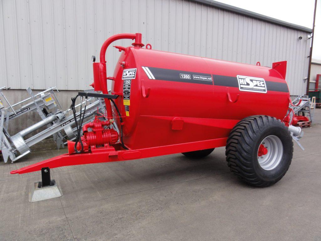 Tanker Test - HiSpec Ltd | Agricultural industry leaders in