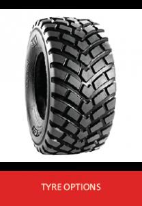 Hi Spec Kompactor Tyre Options