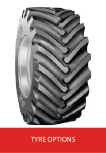 Hi Spec Xcel Tyre Options