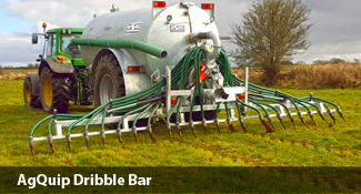 HiSpec AgQuip Dribble Bar