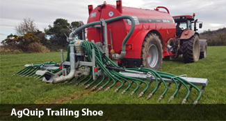 HiSpec AgQuip Trailing Shoe