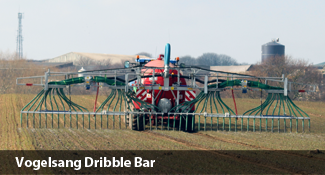 HiSpec Vogelsang Dribble Bar