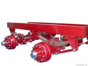 HiSpec-Tandem Axle & Brake Main Image