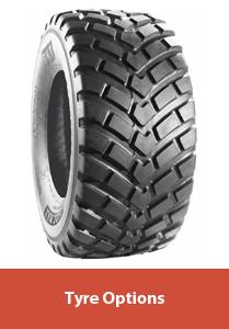 Hi-Spec Kompactor Tyres